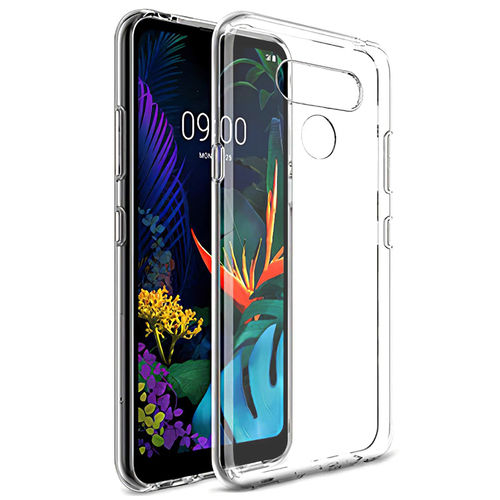 Flexi Slim Gel Case for LG K50 / Q60 - Clear (Gloss Grip)